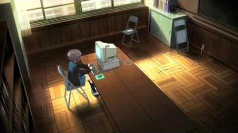 PS3・PSP「涼宮ハルヒの追想」_『長門有希の落し物BOX』PV