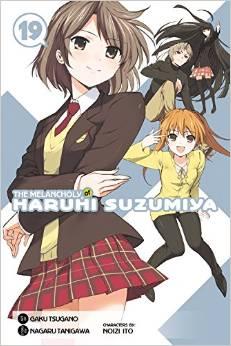 The Melancholy of Haruhi Suzumiya Part 19 (manga)