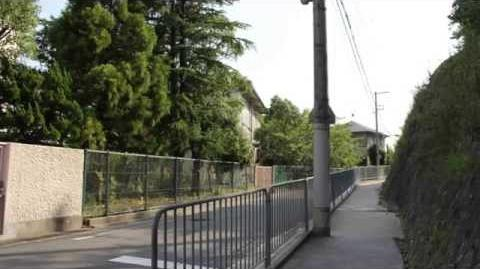 Nishinomiya high school - Suzumiya Haruhi real school