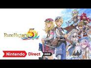 ルーンファクトリー5 -Nintendo Direct mini ソフトメーカーラインナップ 2020