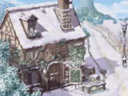 General store winter