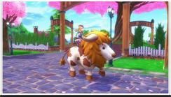 RidingCow