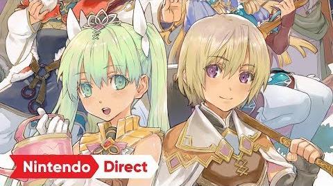 ルーンファクトリー4スペシャル ルーンファクトリー5 Nintendo Direct 2019.2