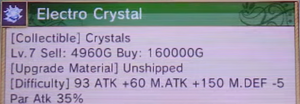 RF4 Upgrade material notice - Electro Crystal.png