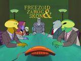 Freezoid, Zarog, & Skon