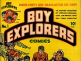 Boy Explorers Comics Vol 1 1