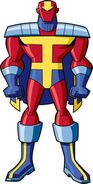 Red Tornado (The Brave and the Bold)
