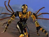 Black Arachnia