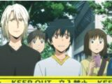 Episode 3 - The Demon King Goes on a Date with his Junior in Shinjuku
