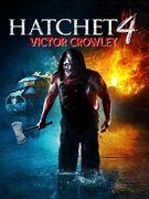 Hatchet 4 Poster