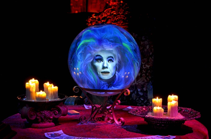 Madame Leota | Haunted Mansion Wiki | Fandom