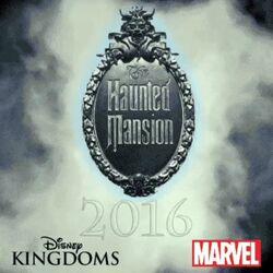 Haunted Mansion (Disney Kingdoms comics)