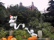 Tour sm tokyo halloween