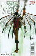 Seekers of the Weird 1 Roland Variant Cover