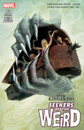 Seekers of the Weird 5 cover