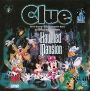 Clue Haunted Mansion