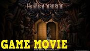The Haunted Mansion PS2 Game Movie All Cutscenes