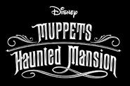 Muppet Haunted Mansion Logo