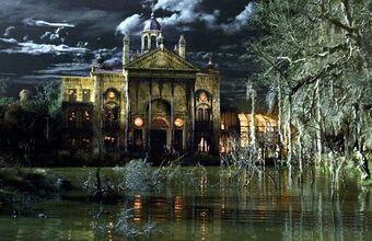 Gracey Manor Film Version Haunted Mansion Wiki Fandom