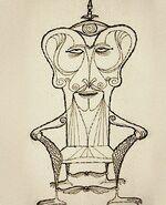 History crump chairs