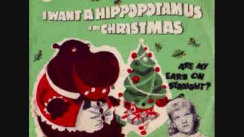 Gayla Peevey - I want a Hippopotamus for Christmas