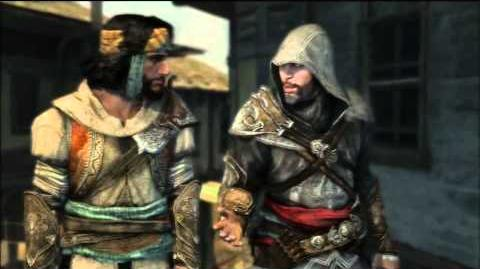 Assassin's Creed Revelations Walkthrough, Part 7 Ein warmes Willkommen