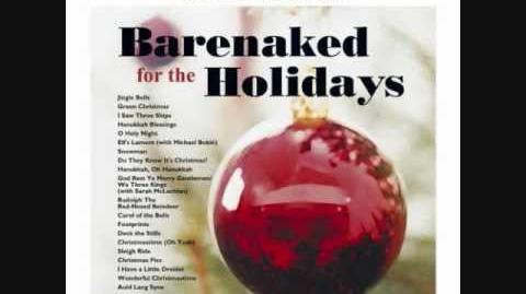 Barenaked Ladies - God Rest Ye Merry Gentlemen We Three Kings