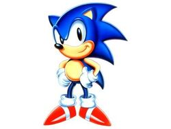 Sonic the hegehog