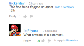 12th comment nobody cares