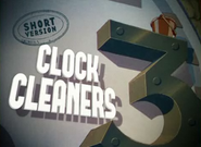 Clock Cleaners - title card