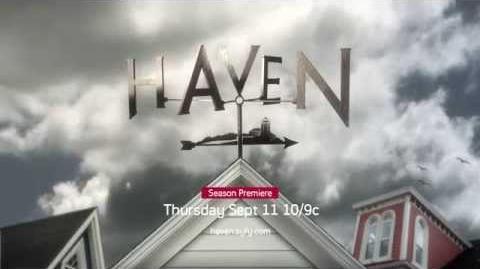 Haven Coming Soon! Season 5 Syfy