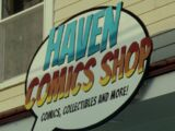 Haven Comics Shop