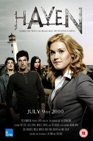 Haven Season One Poster copy