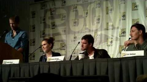 Haven Panel at SDCC 2013 Part 1