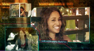 Meaghan Rath in season 8 opening credit