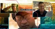 Beulah Koale in season 8 opening credit