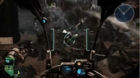 Hawken Destruction Demo Level - GDC 2013