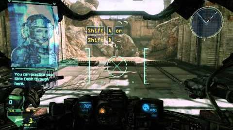 Hawken - Laila walks you through the training mission (Open Beta)