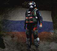 Sokov flight suit