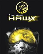 HAWX HELMET and LOGO