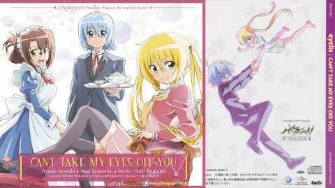 CAN'T TAKE MY EYES OFF YOU Album - Yakusoku
