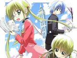 Hayate no Gotoku! Light Novels