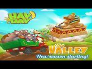 Hay Day New Valley Season 18!