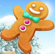 HayDay bakery produce gingerbread cookie highres