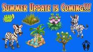 Hay Day-Update Information!! Summer Update Is Coming!!