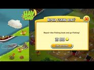 Hay Day Gameplay - Buying the Fishing Boat