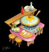 Wok Kitchen Mastered