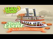 Hay Day Global Boat Event • Upgrade Barn & Silo to 225