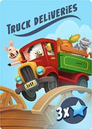 Truck Bonus 3XP