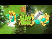 Hay Day Greg's Holiday Advent Calendar 2020 - Day 5